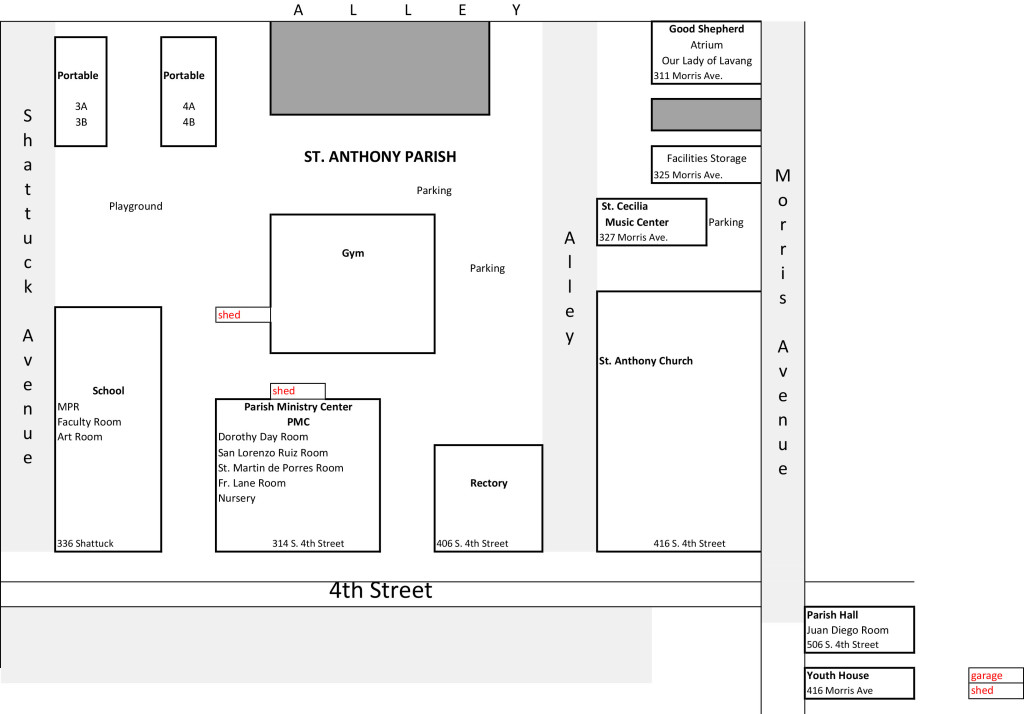 Map of Campus 2012.xlsx
