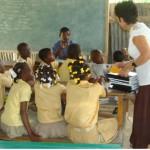 Visit to Haiti 2014