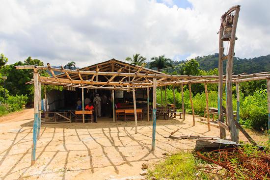 school shelter