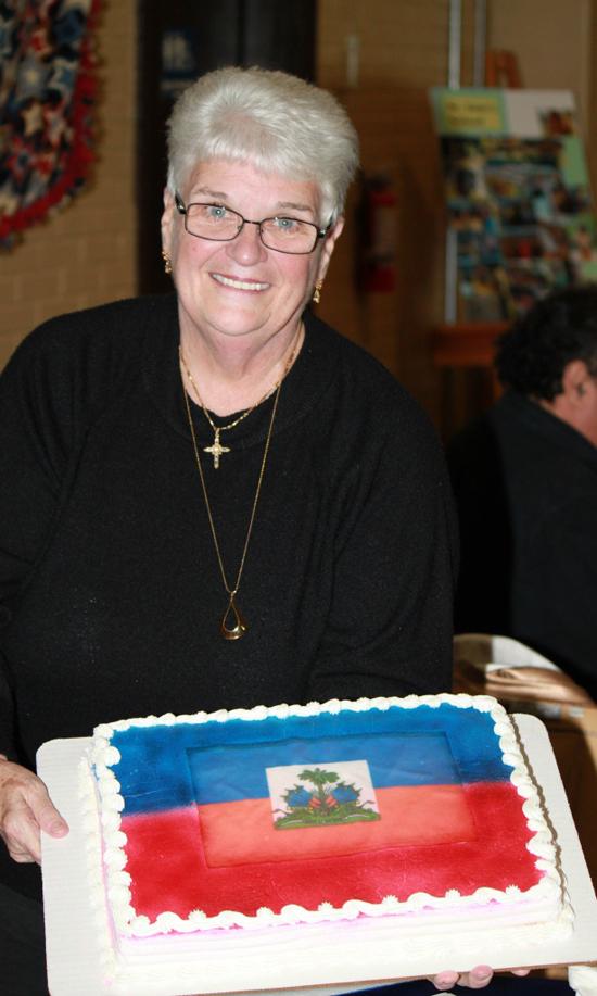 Haiti dinner 2013