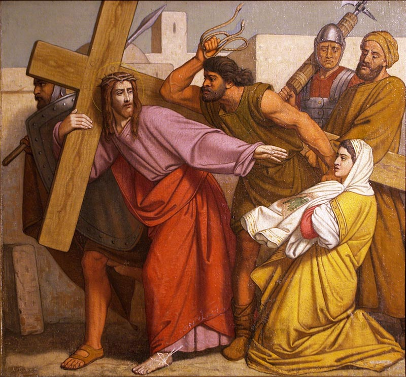 5th Station of the Cross