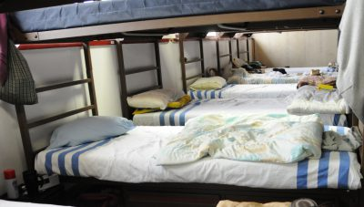 shelter beds