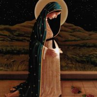 Our Lady in the Midst of Advent