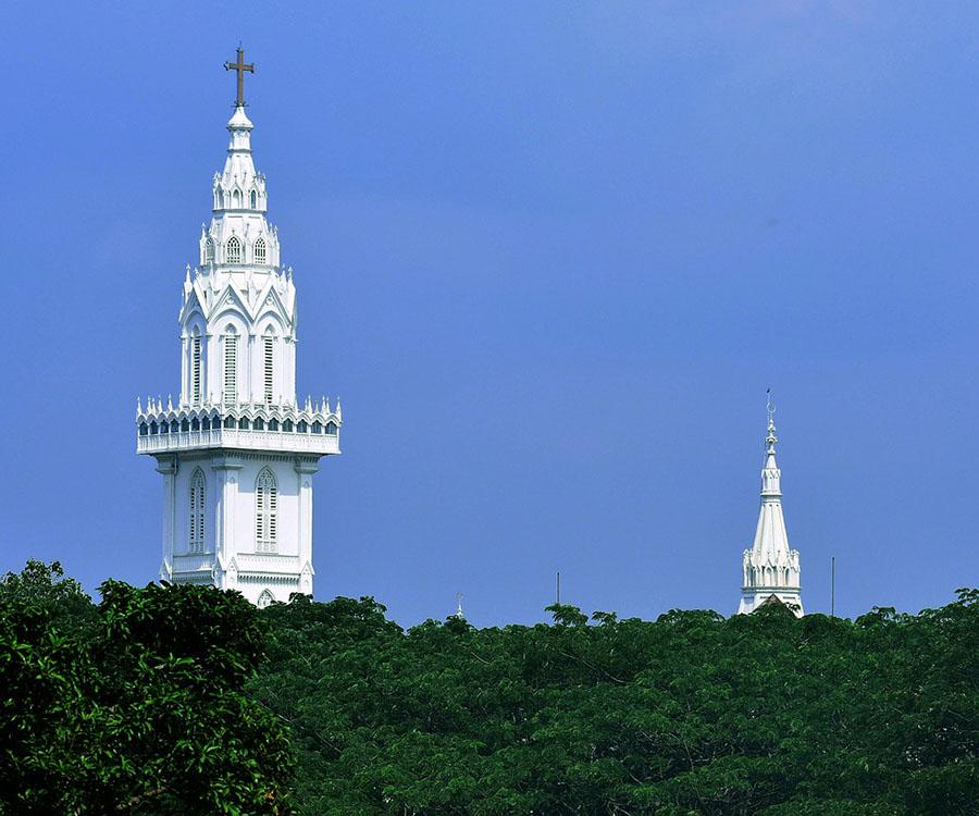 The Catholic Faith in India