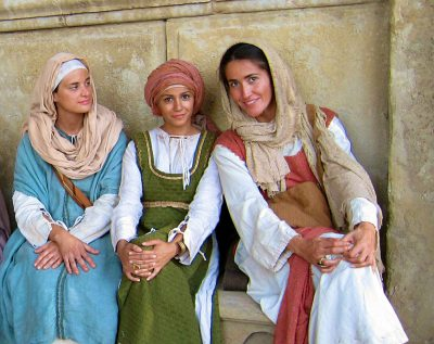 Women's Witness in the Gospel of Luke