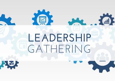 Leadership gathering